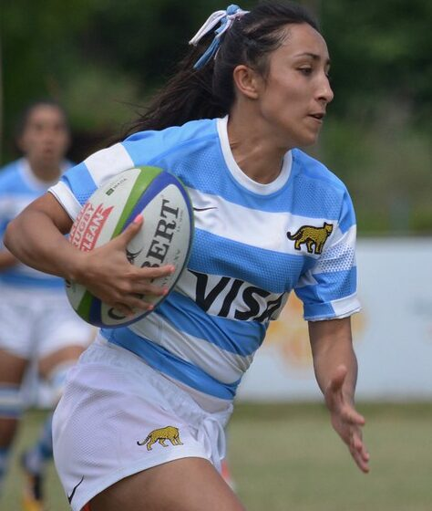 «A muchos clubes les cuesta aceptar que en Tucumán existe el rugby jugado por mujeres»